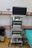 BÜLENT ECEVİT ÜNİVERSİTESİ - BEÜ Gastroenteroloji Kliniği'nde Yeni Videoendoskopi Sistemi Devreye Girdi
