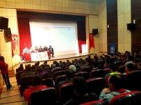 MEHMET KARA - Bitlis'te Okul Sporları Bilgilendirme Ve Planlama Toplantısı