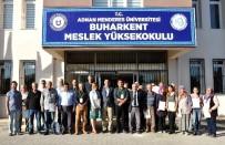 ADNAN MENDERES ÜNIVERSITESI - Buharkent'te Üniversite Halk Kaynaşması