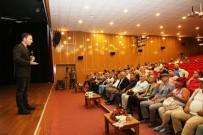KıZKALESI - Buran Törün, Erdemli'de Gazetecilerle Buluştu
