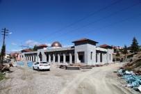 ÜÇPıNAR - Büyükşehir'den Çayırhan'a Kültür Merkezi