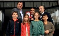 YÜZME HAVUZU - Çankaya Belediye Başkanı Alper Taşdelen'den Okullara Ziyaret Sürüyor