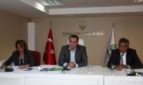 ORTADOĞU - Çankaya Belediye Başkanı Alper Taşdelen Özel Yasa İstedi
