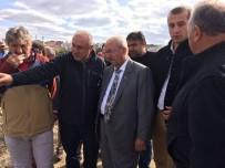 KıZıLPıNAR - Çerkezköy Atıksu Terfi Merkezi İnşaatının Temeli Atıldı