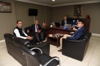 HALIL MEMIŞ - Coşkun Ve Memiş'ten Turgutlu'ya Ziyaret