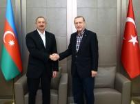TELEFON GÖRÜŞMESİ - Cumhurbaşkanı Erdoğan, Gardaş Aliyev'le Görüştü