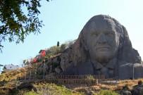 GÜNEŞ IŞIĞI - En Büyük Atatürk Maskı Bakıma Alındı