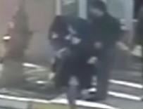 İBRAHİM GÜNDÜZ - FETÖ'cü savcı ve eşinin öğrenciyi darp etme anları kamerada
