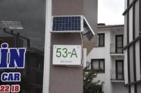 YANDEX - Güneş Enerjili Kapı Numaraları Geliyor