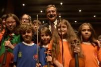 SENFONİ ORKESTRASI - Harika Çocuklar Cumhuriyet Bayramı Konserine Hazırlanıyor