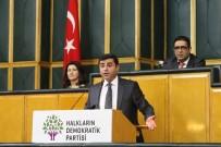 IRKÇILIK - HDP Başkanlık Sisteminin Halka Sorulmasını İstemiyor