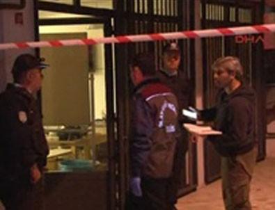 İstanbul'da iş yerine silahlı saldırı: 4 yaralı