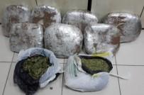 METAMFETAMİN - İzmir'de Uyuşturucu Operasyonu Açıklaması 8 Gözaltı