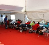KÖK HÜCRE - Kan Bağışı Ve Kök Hücre Kampanyasına SASA Çalışanlarından Büyük Destek