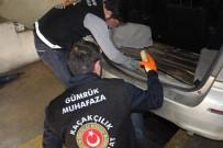 NARKOTIK - Kapıkule'de Otomobilde 26 Kilo Eroin Ele Geçirildi