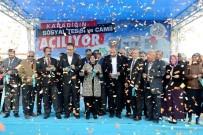 KENAN ÇIFTÇI - Karadiğin Sosyal Tesisi Ve Camisi Hizmete Açıldı