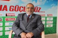 MAHALLİ İDARELER - Kayseri'de 'Muhtarlar Günü' Kutlanacak