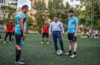 ANKARA ÜNIVERSITESI - Kepez'den Birlik Ve Vefa Turnuvası