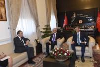 FRANSA BÜYÜKELÇİSİ - Kılıçdaroğlu, Fransa Büyükelçisi Fries İle Görüştü