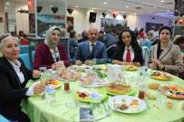 GÜZELLİK UZMANI - Konya Berberler Ve Kuaförler Odası Kadın Üyeleriyle Kahvaltıda Buluştu