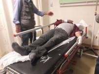 BEDENSEL ENGELLİ - Kopan Elektrik Teline Çarpan Engelli Vatandaş Ağır Yaralandı