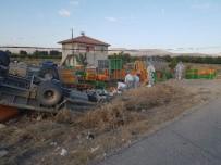 KAĞIT FABRİKASI - Malatya'daki Kazada Binlerce Tavuk Telef Oldu