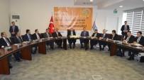ASGARI ÜCRET - Maliye Bakanı Ağbal'dan Asgari Ücret Açıklaması