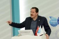 TESLIMIYET - Memur-Sen Genel Başkanı Yalçın Açıklaması 'Musul Kilit Taşıdır'