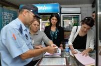 KULLAR - Muratpaşa Belediyesinden Okul Kantinlerine Denetim