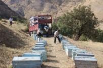 SAHTE BAL - Muş'taki Arıcılar Sıcak Bölgelere Gidiyor
