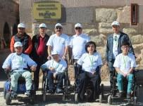 TUNCAY ÖZKAN - MÜSİAD Konya Şubesi, Engelli Öğrencileri Tarihle Buluşturdu