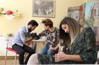 MINIMALIST - (ÖZEL HABER) Kedi Dövmelerinin Geliri 'Patili Dost'larına