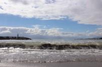 BALIK FİYATLARI - Poyraz Marmara'da Etkisini Sürdürüyor
