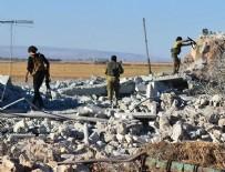 PYD Suriye'de TSK ve ÖSO'ya saldırdı: 2 ÖSO askeri öldü