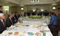 SELÇUK ÜNIVERSITESI - Rektör Şahin, Oda Başkanları İle Buluştu
