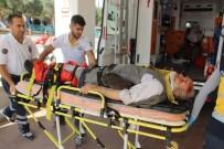 ÖLÜMLÜ - Şanlıurfa'da trafik kazası: 2 ölü, 2 yaralı
