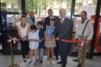 RECEP YAZıCıOĞLU - Sinan Taplı Resim Atölyesi Sergisi Açıldı