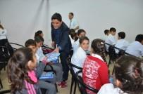 AHMET ARİF - Siverek'te 'Atık Pil Toplama' Kampanyası