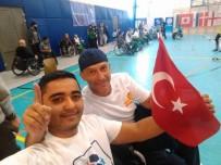 HASAN ERGENE - Somalı Engelli Gençlerden Avrupa 3'Üncülüğü