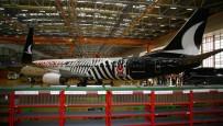 SIYAH BEYAZ - THY'den Beşiktaş'a özel uçak
