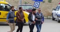 KİMLİK TESPİTİ - TIR Dorsesinde Avrupa'ya Kaçmak İsterken Yakalanan 7 FETÖ'cüden 2'Si Adliyeye Sevk Edildi