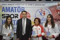 HALTER ŞAMPİYONASI - Tokat'ta Yılın En'leri Spor Ödülleri