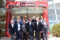 YAVUZ SULTAN SELİM - Türk Perakende Sektörüne Yön Verenler Tekirdağ'da Buluştu