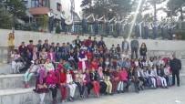 ULU CAMİİ - Tutak'ta 'Sanat Durma Sende Bir Renk Kat' Projesi