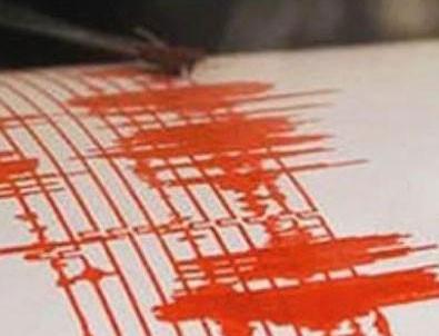 Van'da 4.2 büyüklüğünde deprem.