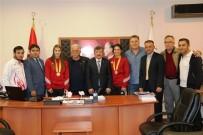 AVRUPA ŞAMPİYONU - Yalovalı Güreşçilerden Balkan Şampiyonası'nda 2 Madalya