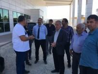 ACIL SERVIS - Yeni Yapılan Devlet Hastanesine Acil Servis Giriş Yolu Yapıldı