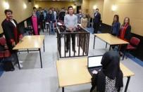 DİKEY GEÇİŞ SINAVI - Yerköy Adalet Meslek Yüksekokulu, Adliyelere Ve Sosyal Güvenlik Kurumlarına Ara Elaman Yetiştiriyor