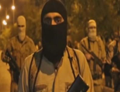 Yüzü maskeli DAEŞ'li komutan ABD'yi tehdit etti