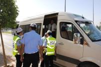EMNIYET KEMERI - Zabıta Kaçak Öğrenci Servisleri Hakkında Yasal İşlem Başlattı